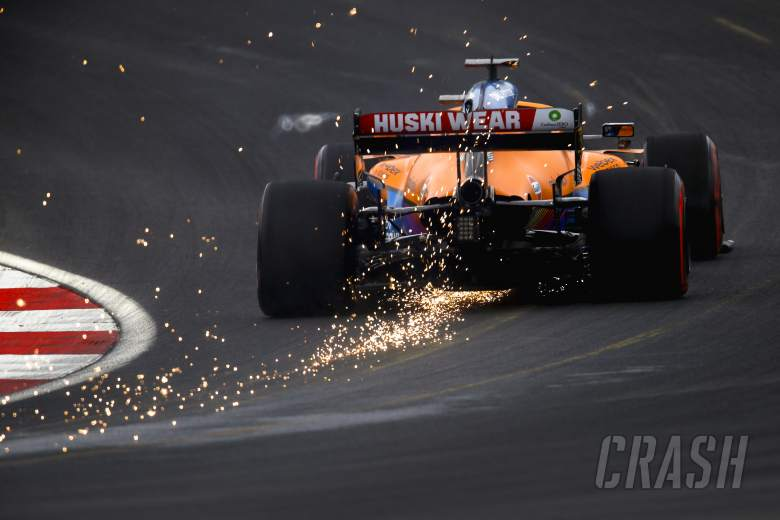 Ricciardo drops to back for Turkish GP after F1 engine change
