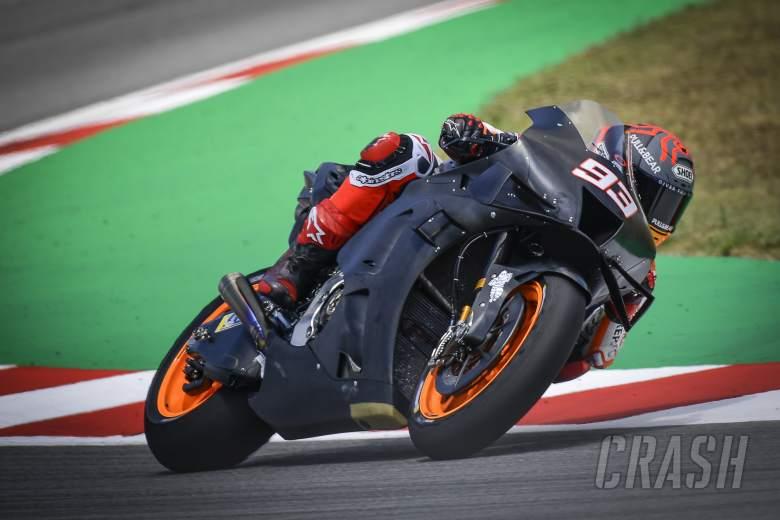 Marc Marquez tries 'big changes' for Honda problems