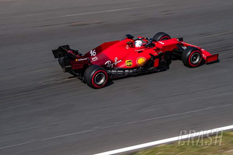 Leclerc eyes F1 qualifying surprise at 'risk-rewarding' Zandvoort