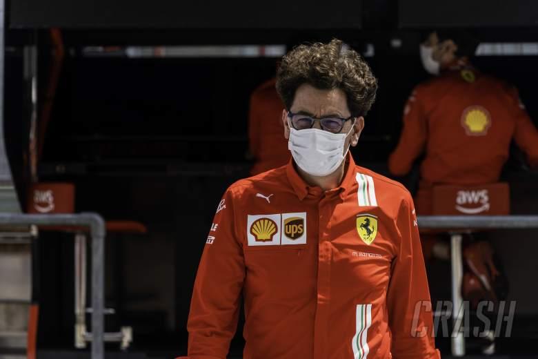 Binotto Tegaskan Target Utama Ferrari Bukan Mengalahkan McLaren