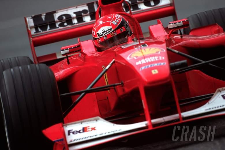 2000 F1 title success was 'decisive' for Schumacher and Ferrari
