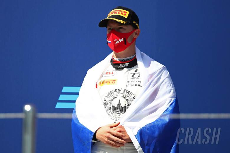 Mazepin forced to compete under neutral flag for debut F1 season