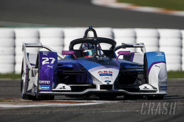 Dennis claims maiden Formula E pole position in Valencia