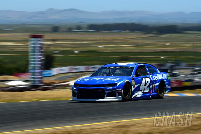 Toyota/Save Mart 350 at Sonoma Raceway - Qualifying Results