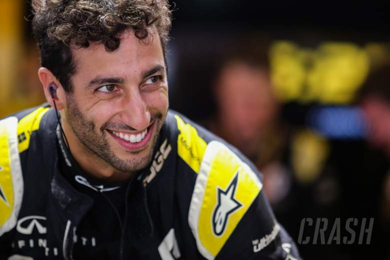 """Ricciardo """"optimistic"""" about improved 2020 for Renault"""