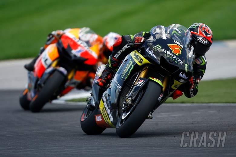 """2012年的记忆意味着Dovizioso""""无法拒绝""""MotoGP的回归"""