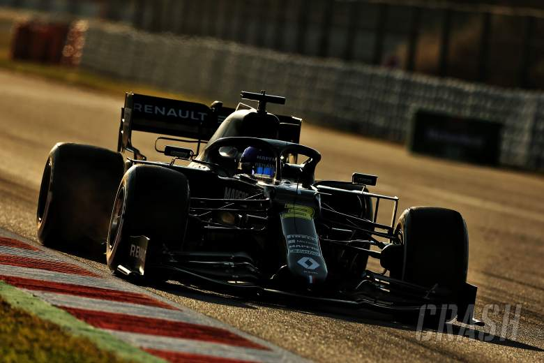 "Ricciardo predicts ""chaos"" in first race of 2020 F1 season"