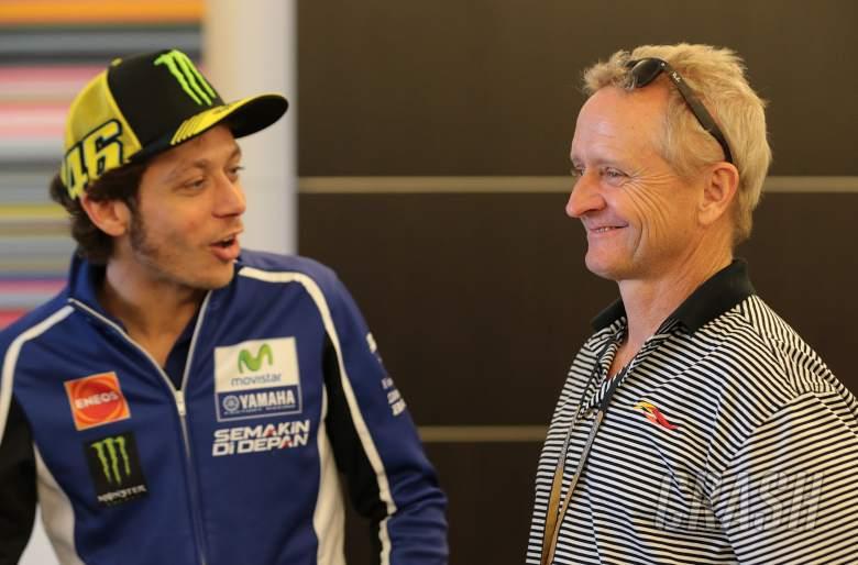 Saingan impian Rossi: Schwantz dengan 500!
