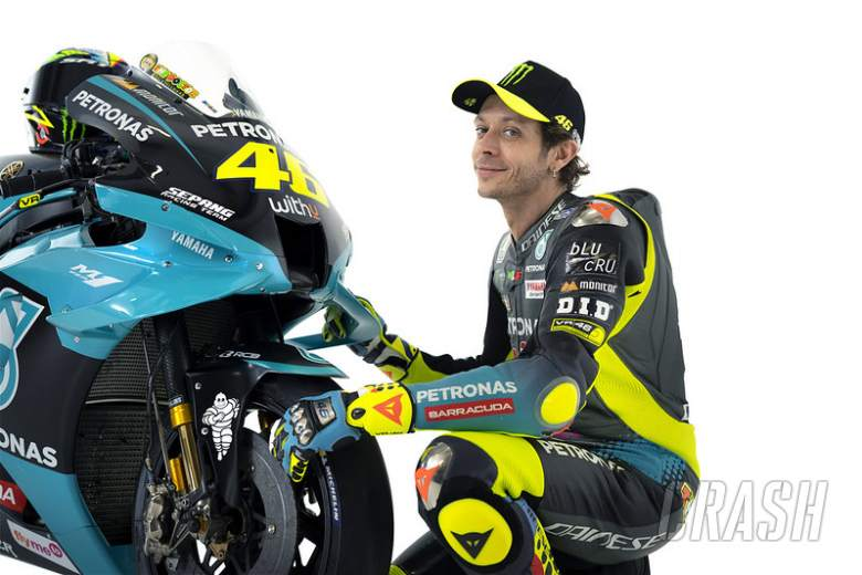 Valentino Rossi: 'I'm open to everything, can't wait to start'