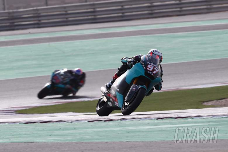 Racing returns for Vierge and Dixon with Qatar Moto2 Grand Prix