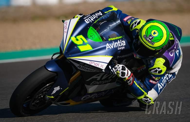 Jerez MotoE test times - Tuesday (FINAL)