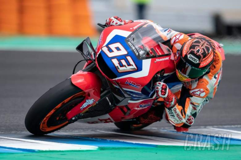 Marquez: Best time on Bradl bike during day of 'concepts'