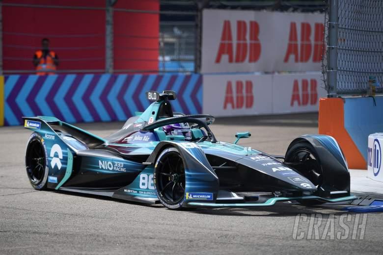 2021 FIA Formula E Berlin E-Prix - Race Results from Round 15