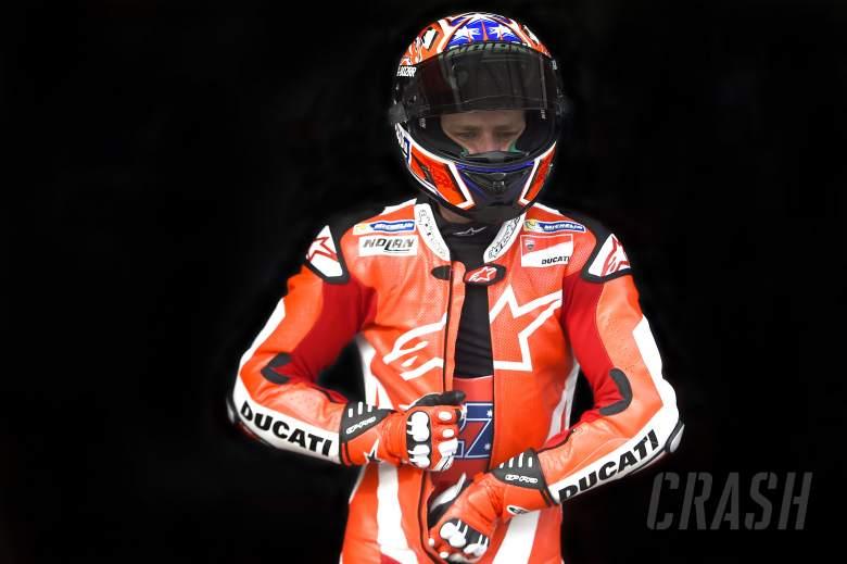 Stoner: I'd like to be more involved in MotoGP