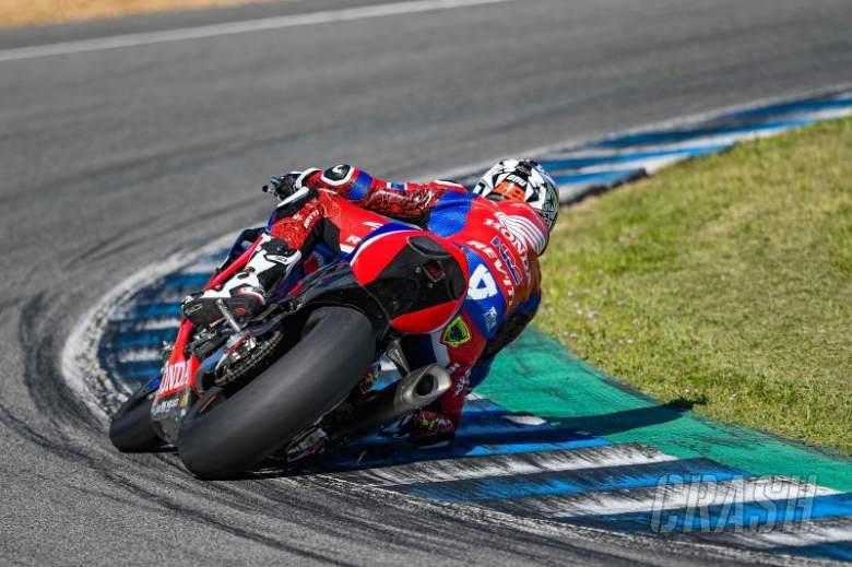 Honda 'still in the development phase', but Bautista 'happy' with progress