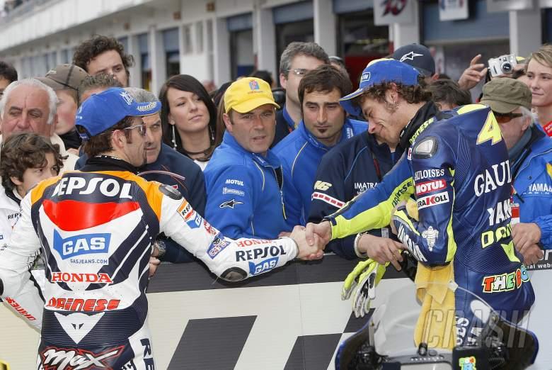 MotoGP Gossip: Biaggi: I miss rivalry with Rossi