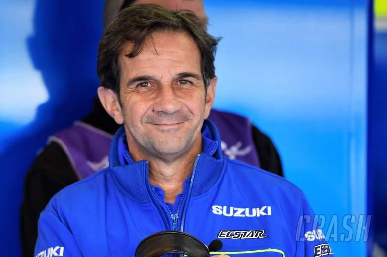 EKSKLUSIF: Davide Brivio (Suzuki) - Wawancara