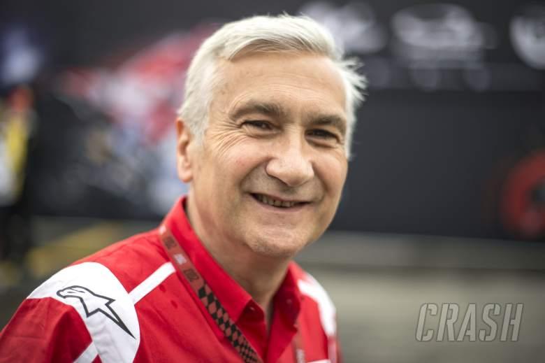 EKSKLUSIF: Davide Tardozzi (Ducati) - Wawancara