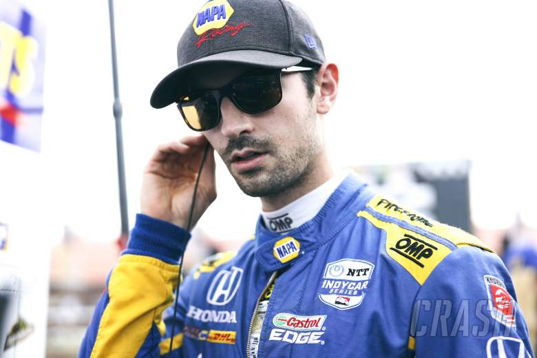 Alexander Rossi and Honda sign multi-year extention with Andretti