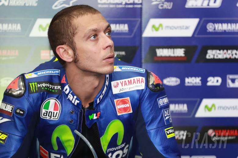 MotoGP Gossip: Could Rossi be '18 champion if tyre, bike combo clicked?