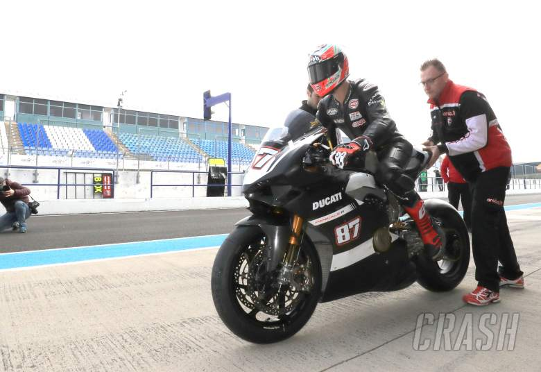 Lorenzo Zanetti, Ducati, Ducati Panigale V4,