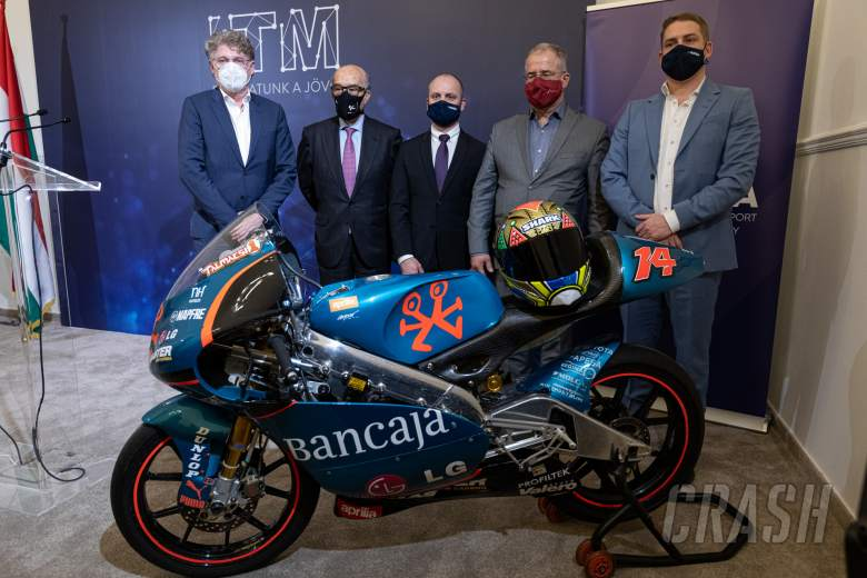 Hungary to join the MotoGP World Championship calendar from 2023