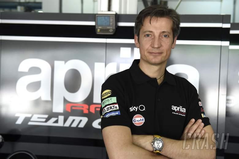 EKSKLUSIF - Wawancara Massimo Rivola (Aprilia Racing CEO)
