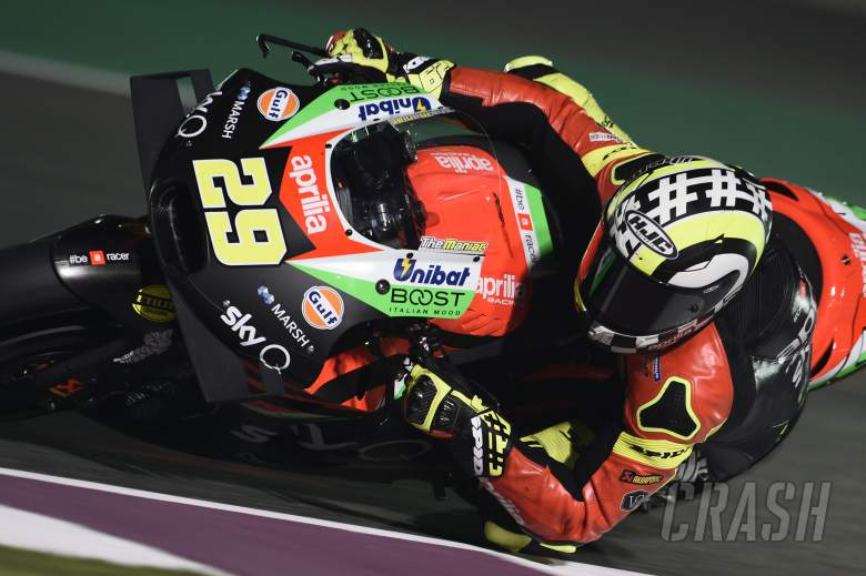 Andrea Iannone, Aprilia, MotoGP,