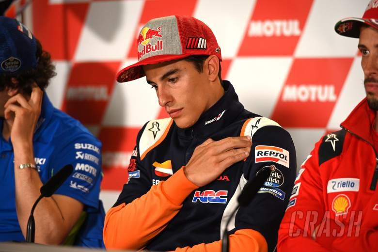 Marquez 'sekarang berisiko lebih rendah' setelah pemulihan bahunya