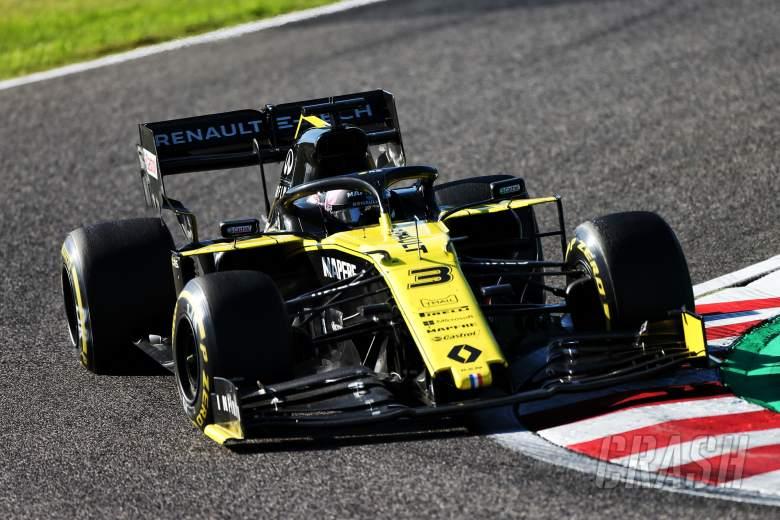 Ricciardo optimistic Renault has 'strong direction' on 2020 car