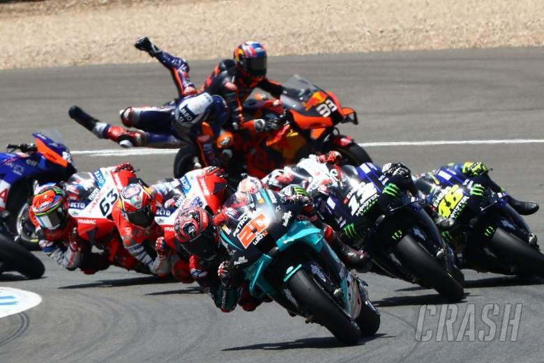 Pasangan KTM Binder, Oliveira reel saat pertandingan T1 menghancurkan upaya kualifikasi