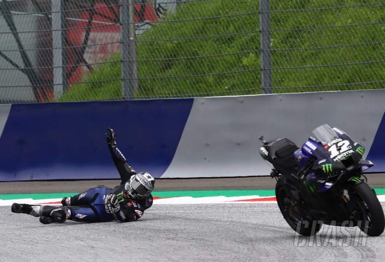 Yamaha: Why Vinales used 'standard' brakes