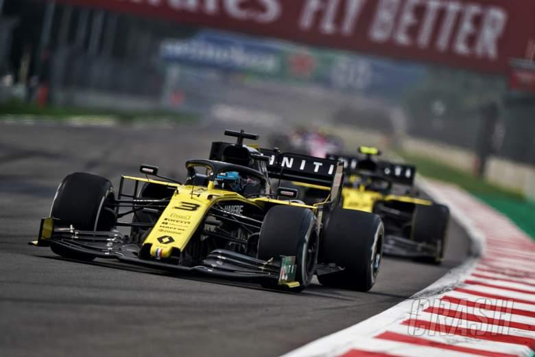 De Beer mengambil alih sebagai kepala aerodinamika di Renault