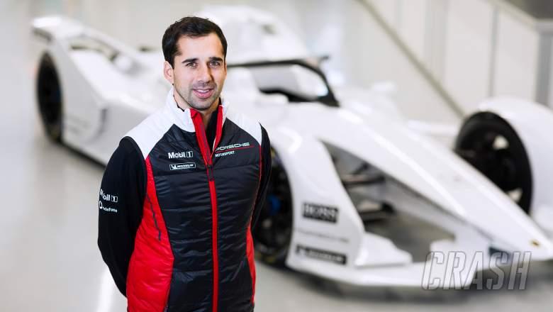 Porsche confirms Jani in first Formula E seat