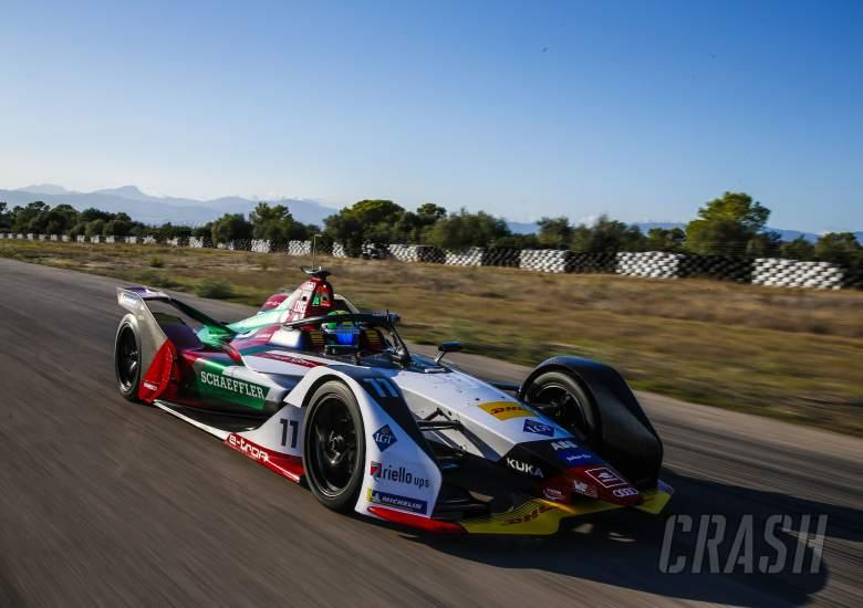 Formula E confirms Valencia testing entry list