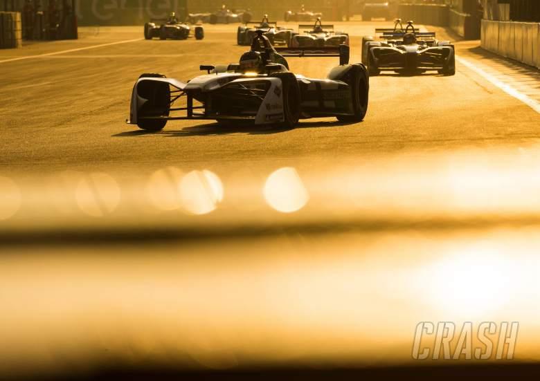 Mexico City E-Prix - Race Results