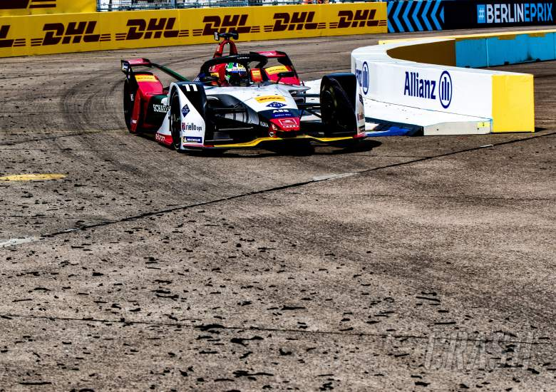 Dominant di Grassi takes home FE win for Audi in Berlin