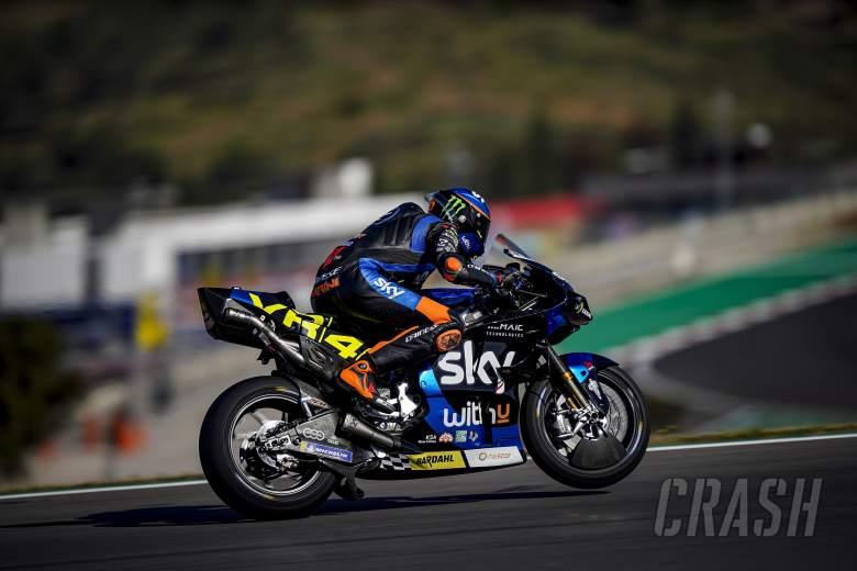 Spanish Motogp Luca Marini Curious To Race Motogp Bike At Jerez Motogp News