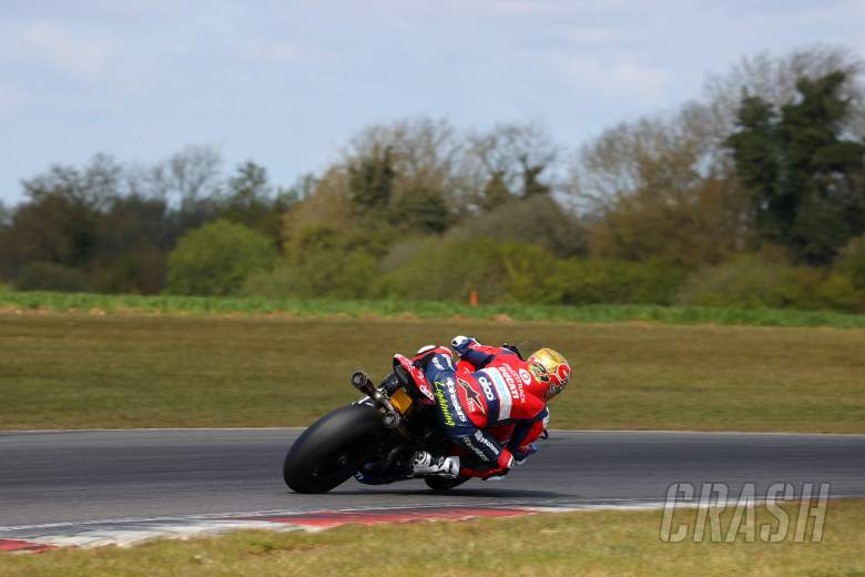 Wawancara Ekslusif dengan Pembalap British Superbike, Christian Iddon