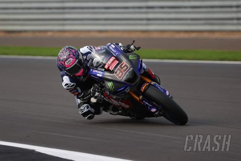 2021 British Superbike, Silverstone (National) - Race Results (3)
