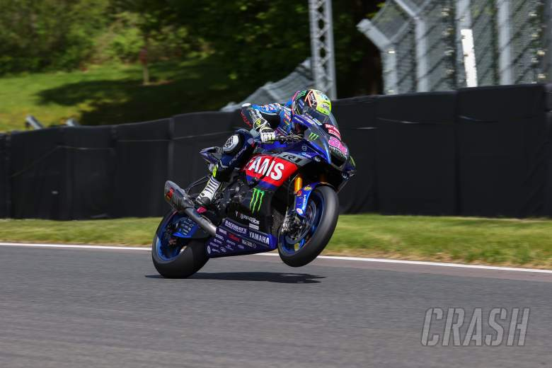 O'Halloran aiming to break podium duck at Knockhill after 'peaceful' two weeks