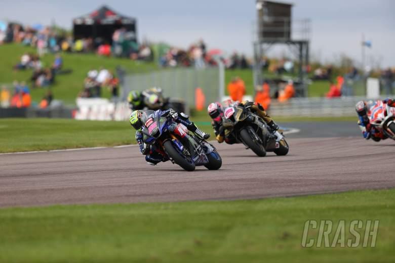 2021 British Superbike, Thruxton - Race Results (2)