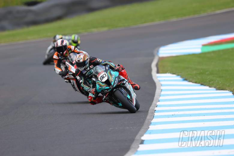 Hickman disappointed with unlucky Knockhill weekend, 'we deserved better'