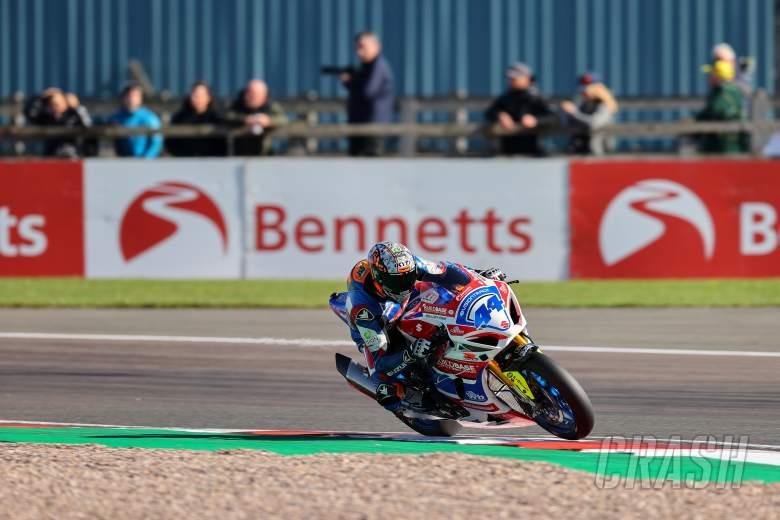 2021 British Superbike, Donington Park - Race Results (1)