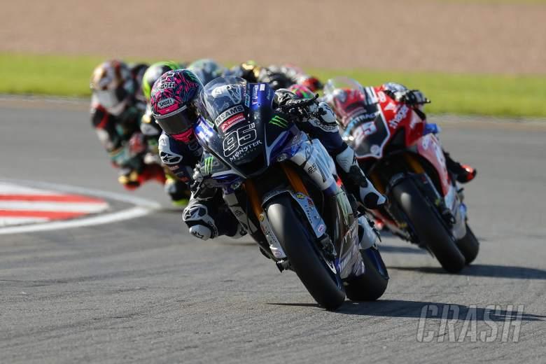 Duet McAMS Yamaha Bersiap untuk Penentuan Gelar BSB di Brands Hatch