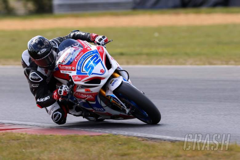 Kent: I have confidence in the team to put a good bike underneath me