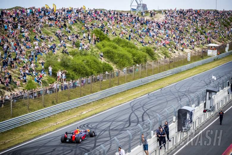 'Important' Dutch GP return reflects F1's strategy - Brawn