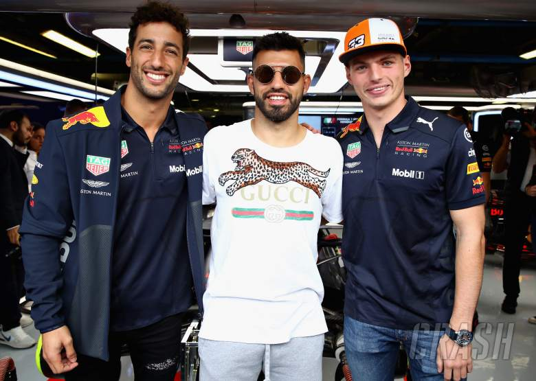 Aguero akan bergabung dengan enam pembalap F1 di grid Virtual GP Spanyol
