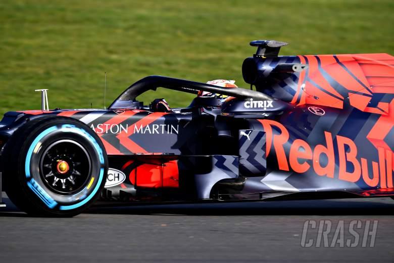 Red Bull memperkenalkan mobil F1 RB15 bertenaga Honda