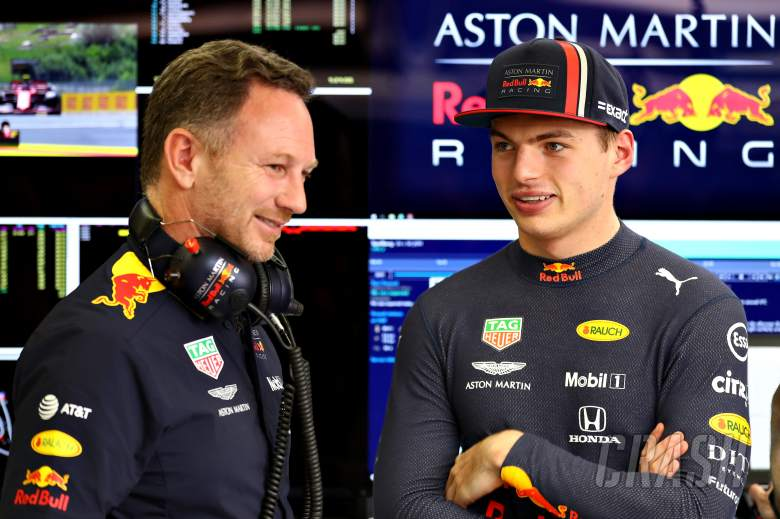 """""""Over-regulated"""" F1 has too many rules – Horner"""